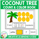 Coconut Count & Color Interactive Book