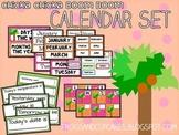 Chicka Chicka Boom Boom Inspired Calendar Set