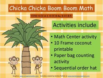 Chicka Chicka Boom Boom Math