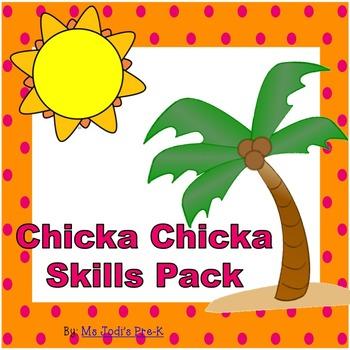 Chicka Chicka Skills Pack