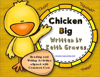 Guided Reading Printables and Literacy Center Games to Acc
