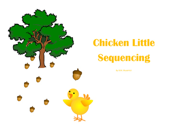 Chicken Little Sequencing and Writing