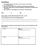 Chicken Science Fair Project Response sheets