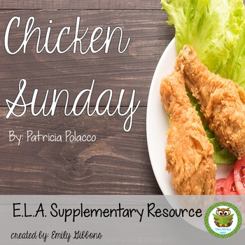 Chicken Sunday Book Unit: Pairing Fiction With Non-Fiction