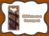 Chicken on a Fencepost: a PDF for teaching tika-tika and low so