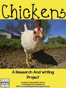 Chickens!  A Research And Writing Project!