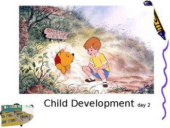 Child Development unit 1 day 2 power point disclosure and