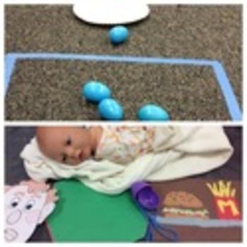 Child Development unit 5 day 2 lesson plan Toddler emotion
