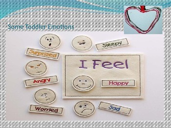 Child Development unit 5 day 2 power point toddler emotion