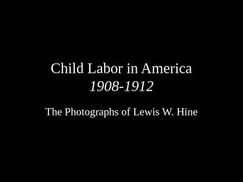 Child Labor Images