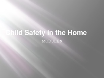 Child Safety in the Home