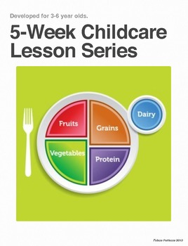 MyPlate 5-Week Lesson Series
