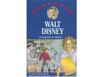 Childhood of Famous Americans Series:  Walt Disney