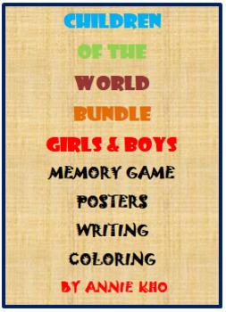 Children Of The World Boy Bundle