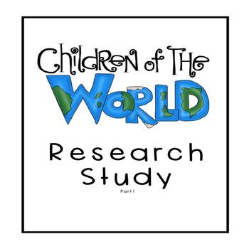 Children of the World Study Unit
