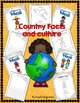 COUNTRIES OF THE WORLD - Research Booklets for 12 Countrie
