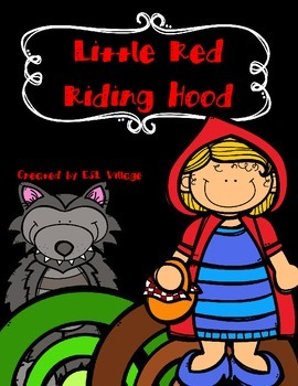 Children's Literature / Tales (The Little Red Riding Hood)