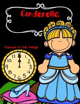 Children's Literature / Tales (Cinderella)
