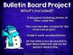 """""""Chilling with a great book!"""" Winter Bulletin Board Project"""