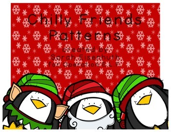 Chilly Friends Patterns - Operation E.L.F