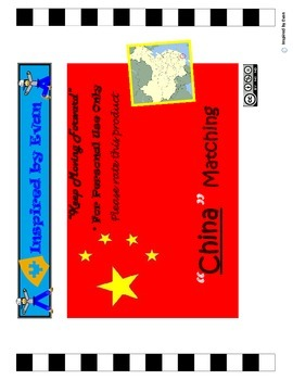 """""""China Match"""" Color to Black & White for Autism"""