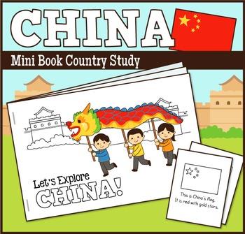 China Differentiated Mini Book