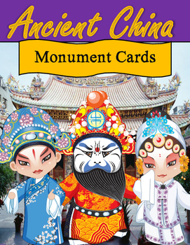 China: Monument Cards and Questions