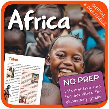 Africa (Fun stuff for elementary grades)