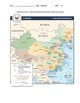 China Triple Map Quest and Geography Skills