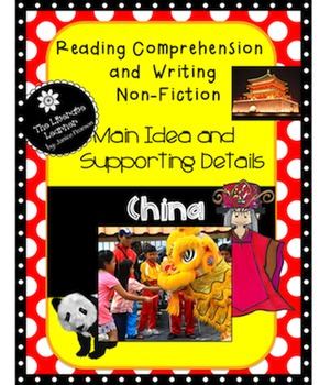 China  and Chinese New Year for 2nd and 3rd graders  Readi