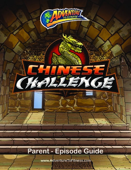 Chinese Challenge Parent Episode Guide