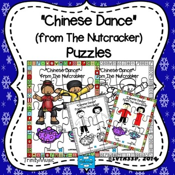 Chinese Dance (from The Nutcracker) Puzzles