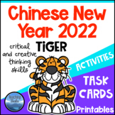 Chinese New Year Activities: Task Cards