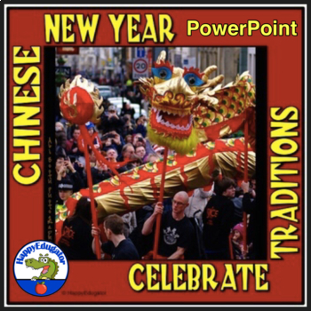 Chinese New Year PowerPoint - 2017