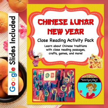 Chinese New Year 2017 - Complete Activity Pack - Chinese New Year