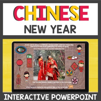 Chinese New Year Activties and Chinese Zodiac Classroom Ac