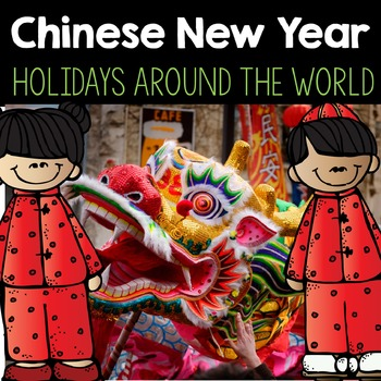 Chinese New Year Add-On Pack- An Interactive, Close Read