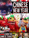 Chinese New Year Informational Text Unit