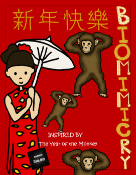 STEM - Chinese New Year - Inspired by the Year of the Monk