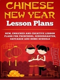 Chinese New Year Lesson Plans 2017