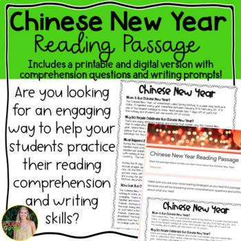 Chinese New Year Reading Passage