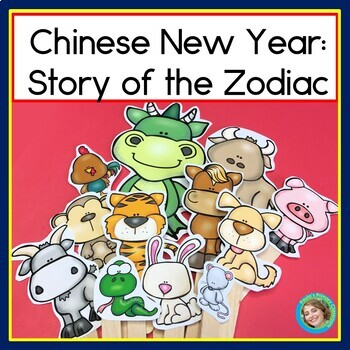 Chinese New Year: Story of the Zodiac