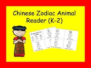 Chinese New Year: Zodiac Animal Reader
