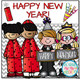 Happy New Year...Chinese and American...crafts and activities!