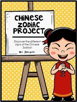 Chinese Zodiac Project - Study of Ancient China