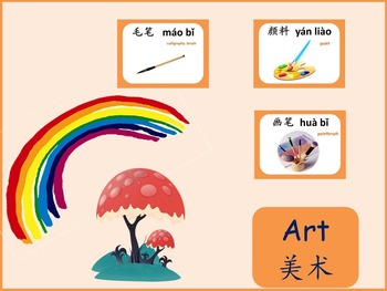 Chinese thematic unit: Art