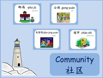 Chinese thematic unit: Community