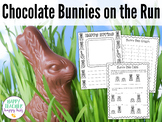 Chocolate Bunnies on the Run: K-2 Math & Literacy Fun