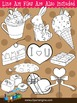 Chocolate Clip Art Collection
