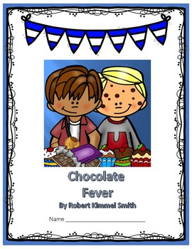 Chocolate Fever Chapter Questions/Projects